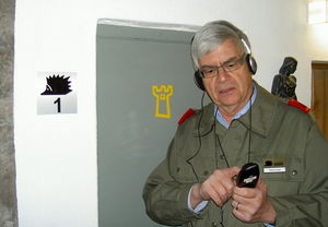 Nutzung mit einem separaten Kopfhörer