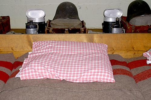 Kaserne Schlafstelle