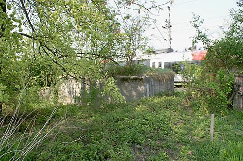 Rundgang Bunker am Bahndamm 1
