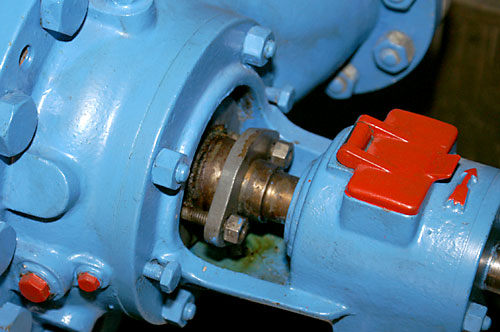 Technik Dieseloelpumpe