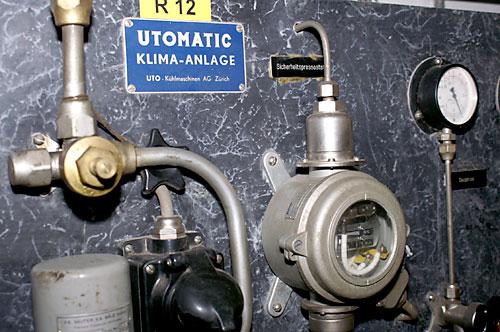 Technik Klimaanlage