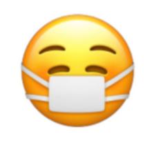 Emoji Maske